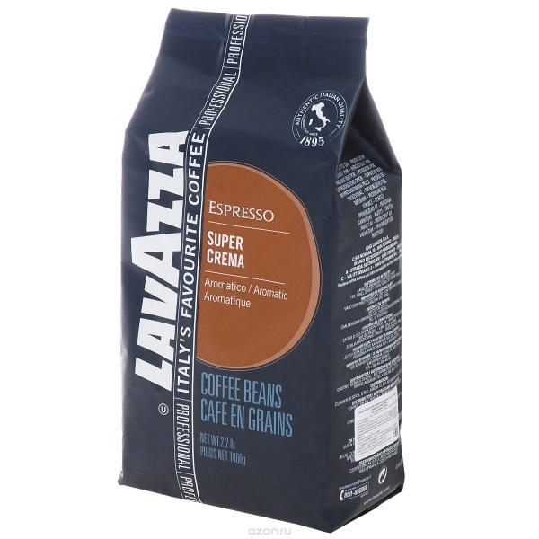 "Lavazza ""Super Crema"""